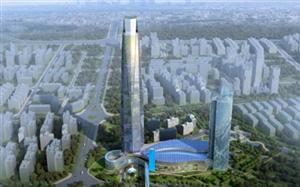 Dự án cao ốc 102 tầng sang tên đổi chủ, hạ còn 44 tầng